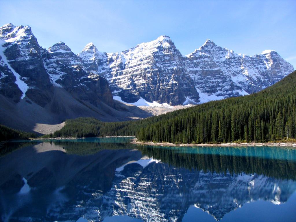 Kanada Rocky Dağları